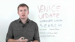The Google Venice Update and Local SEO Impact