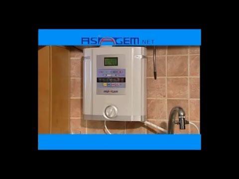 Asiagem - Ionizzatore d'acqua - YouTube