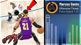 BEST OFFENSIVE THREAT BUILD 94 OVR UPGRADE! ANKLE BREAKER! NBA 2k20 MyCAREER Ep. 53