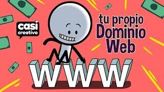 Tu propio dominio web
