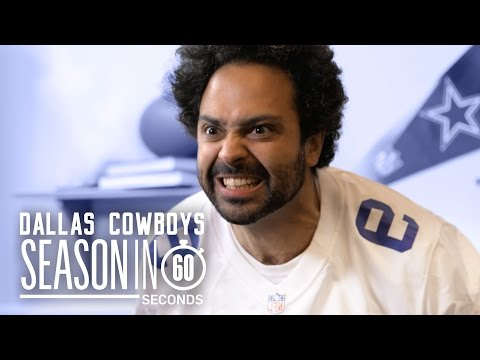 Dallas Cowboys Fans | Season in 60 Seconds