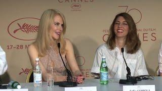 Cannes: Sofia Coppola présente