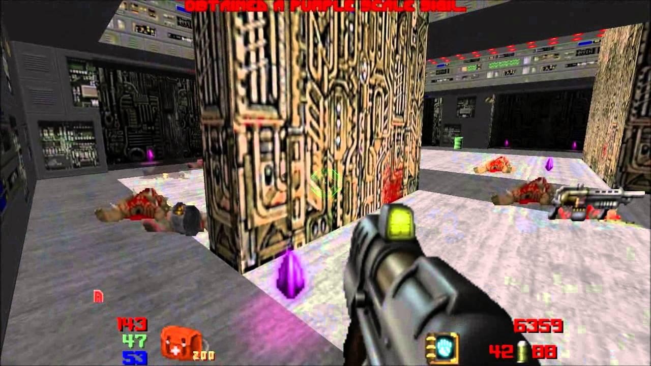 GunCaster zDoom Mod (Doom) Part 1: It's not very balanced ...