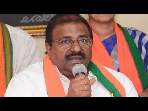BJP MLC Somu Veerraju Press Meet LIVE - TV9