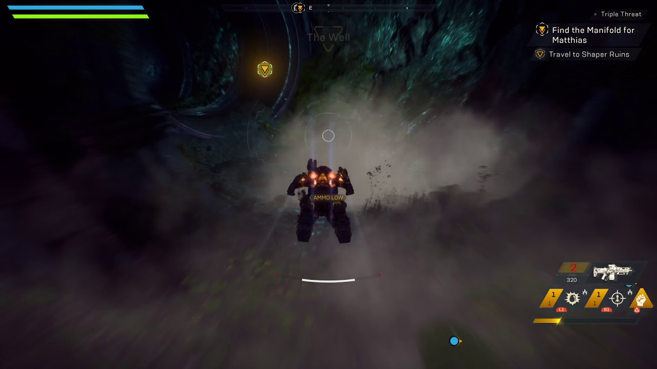 Anthem Multiplayer Gameplay Ps4 Pro 4k Hdr Youtube
