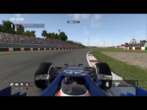 Iceland Racing Group | Japan | F1 2016 FULL RACE