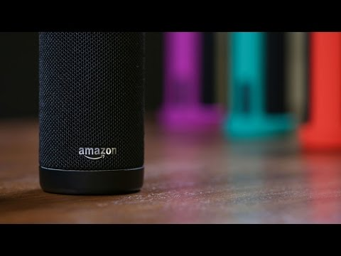 Amazon Tap is a portable Bluetooth Echo speaker