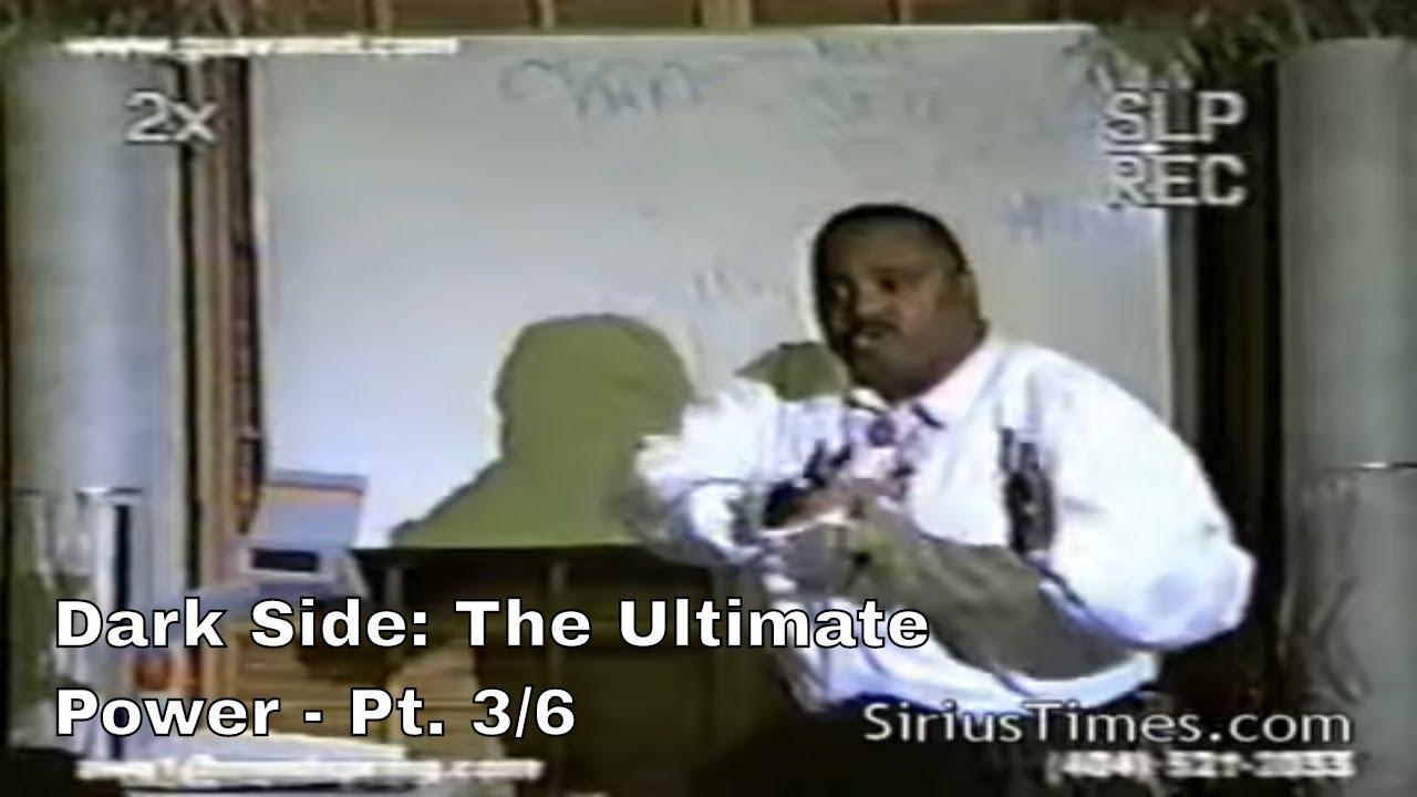 Download Bobby Hemmitt | Dark Side: The Ultimate Power - Pt. 3/6 (Official Bobby Hemmitt Archives)(18Jan98)