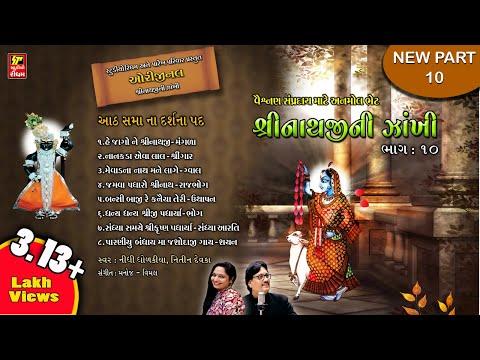 SHRINATHJI NI ZANKHI PART-10 II SHRINATHJI SATSANG II 8 SHAMA NA DARSHAN