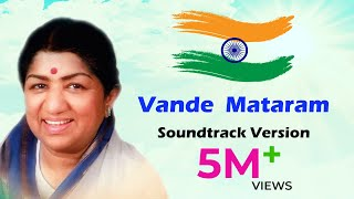 Gambar cover Vande Mataram Lata Mangeshkar Original Version | Independence Day Special Song | Desh Bhakti Song
