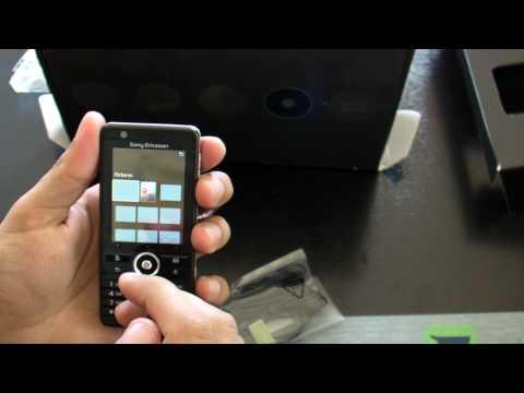 Sony Ericsson G900 Review HD ( in Romana ) - www.TelefonulTau.eu -