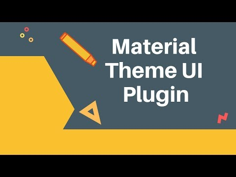 Customize Android Studio UI With The Material Theme UI Plugin