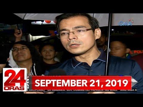 24 Oras Weekend: September 21, 2019 [HD]