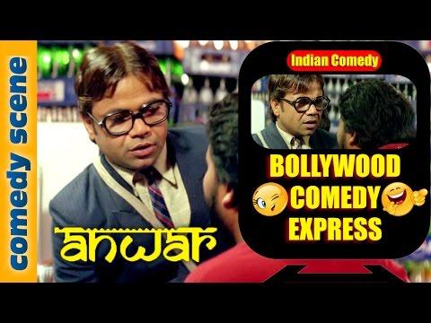Rajpal Yadav Comedy Scene - Bollywood Comedy Express - Anwar - Indian Comedy