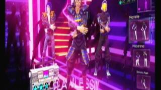 Dr Tan Macarena(Bayside Boys Mix) (Dance Central 3 Gameplay)