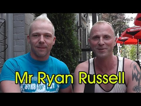Ryan Russell - In Focus series MGTTV