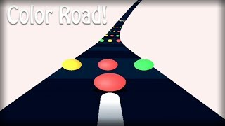 Color Road! - Voodoo Walkthrough