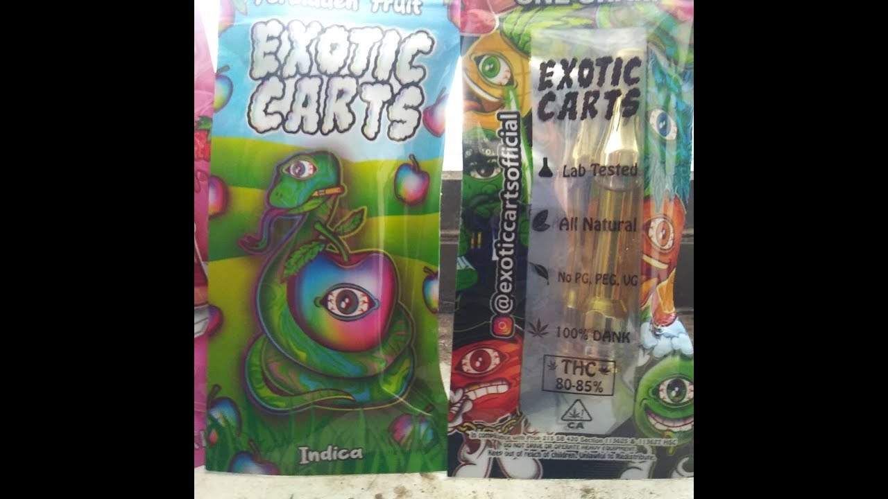 Exotic Cartridges Purple Punch Hybrid Instrumental