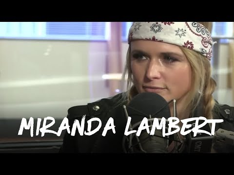 Miranda Lambert On Old Habits, New Digs and Cross-Stitching