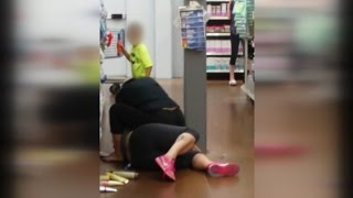 6-Year-Old Defends Mom by Hitting Woman with Shampoo Bottle in Walmart Brawl