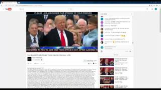 Fox News LIVE: HD Donald Trump Hannity Interview - LIVE