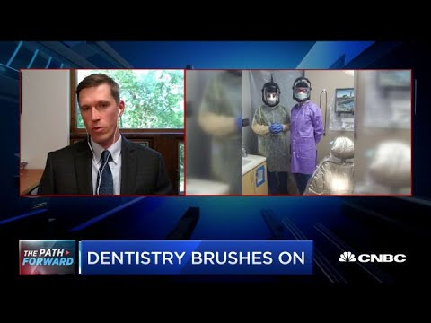 Dental industry slowly emerges from difficult few months