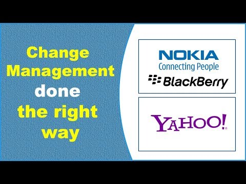 Change Management presentation - Why and how to do it!