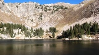 Lake Katherine Pecos Wilderness hike Sante Fe NM