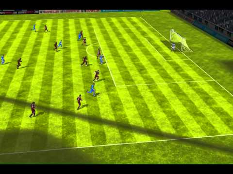 FIFA 13 IPhone/iPad - Makedon Vs. Newcastle Utd
