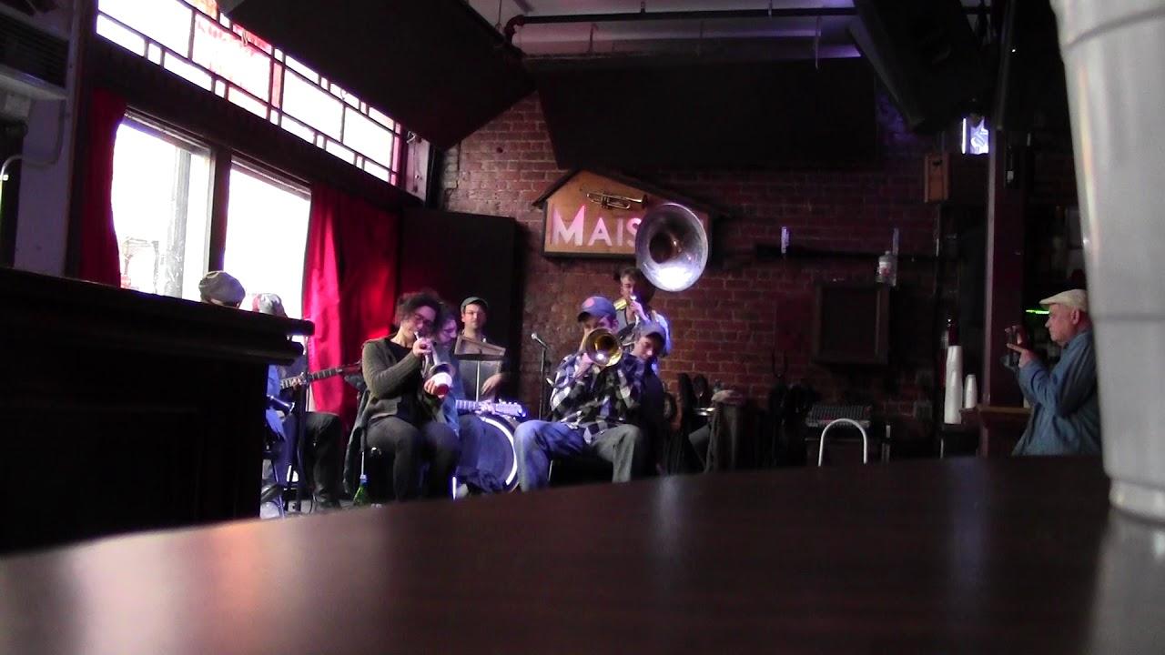 Tuba skinny the maison frenchman street new orleans