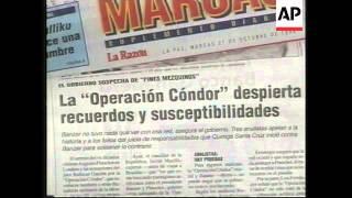 BOLIVIA: PRESIDENT GENERAL HUGO BANZER PROFILE