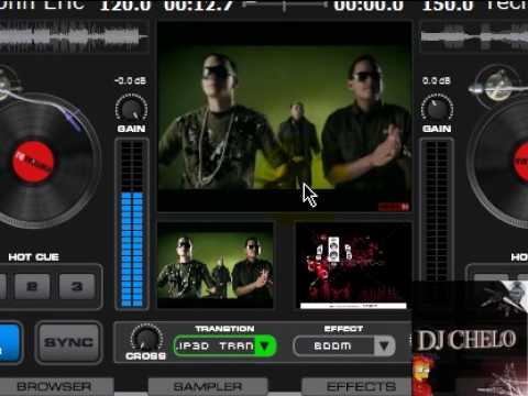 Has Tus Mezclas De Video En Virtual DJ (SOLUCIONADO)