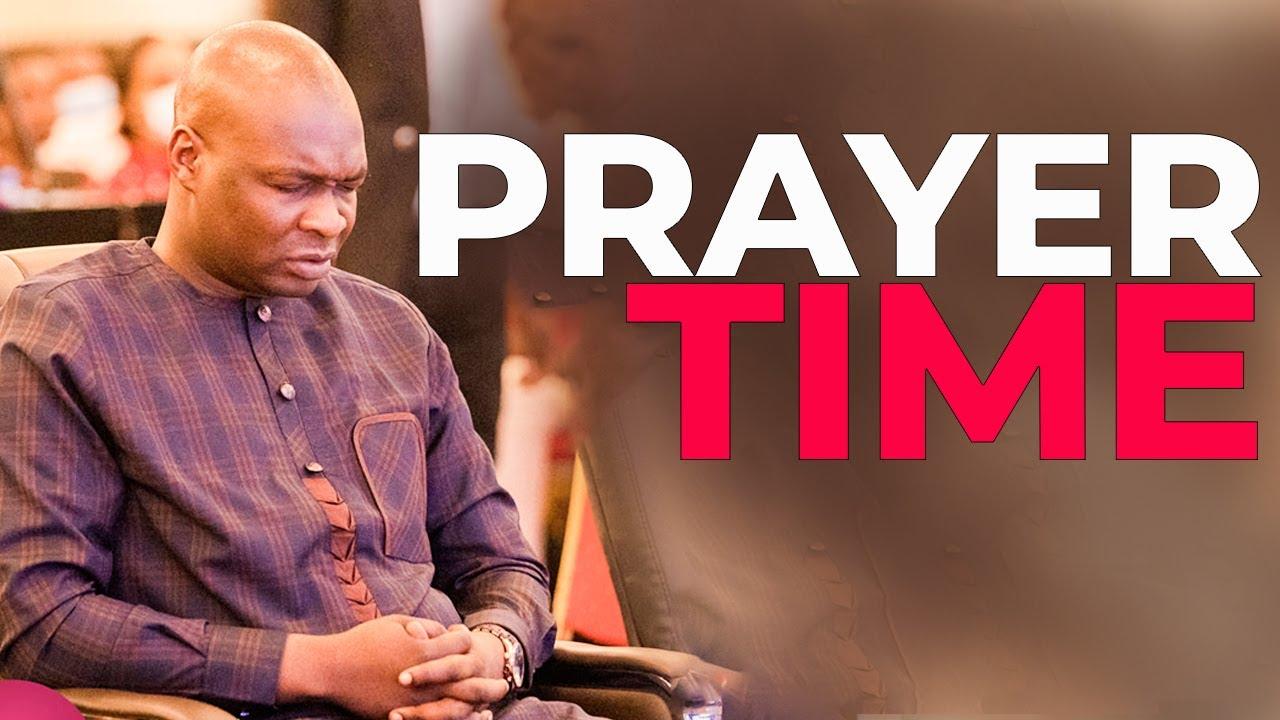 Download POWERFUL PRAYER TIME with Apostle Joshua Selman Nimmak