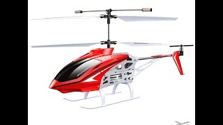 Syma S39 Rapter Helicopter Review
