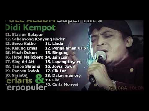 Lagu Lawas Full Album Maestro Campursari - Didi Kempot Pernah Hits Sepanjang Masa