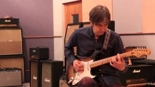 Eric Johnson - Cliffs of Dover - Track Description