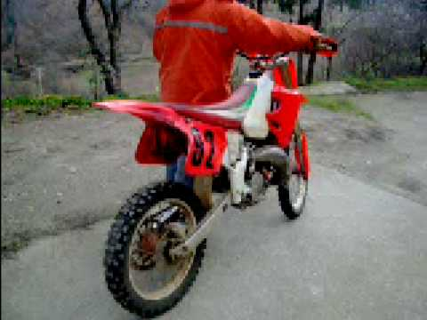 motocross honda cr 125 youtube. Black Bedroom Furniture Sets. Home Design Ideas