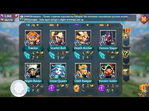 Lords Mobile: How To Unlock Hero's