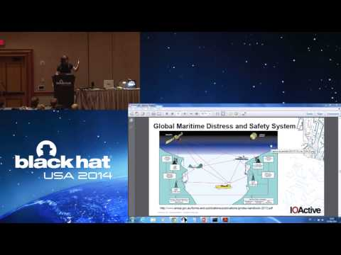 SATCOM Terminals: Hacking by Air, Sea, and Land by Ruben Santamarta