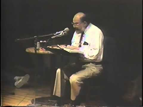 A Night With Allen Ginsberg (Part 1)