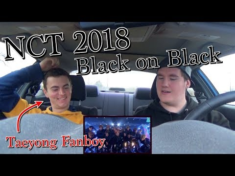 NCT - Black on Black LIVE Empathy Showcase REACTION [EXO - Wolf Reaction]