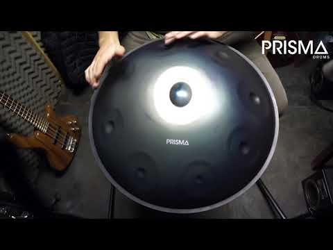 Prisma Drums - Hand Pan (A) Aeolian