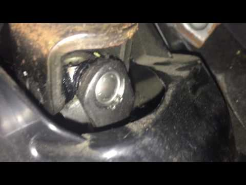 Скрип в руле Nissan Qashqai