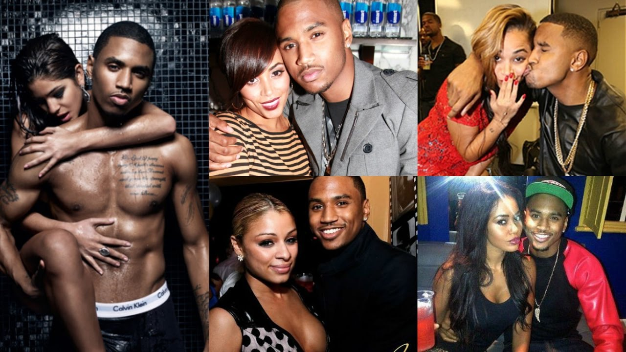 Trey songz dating