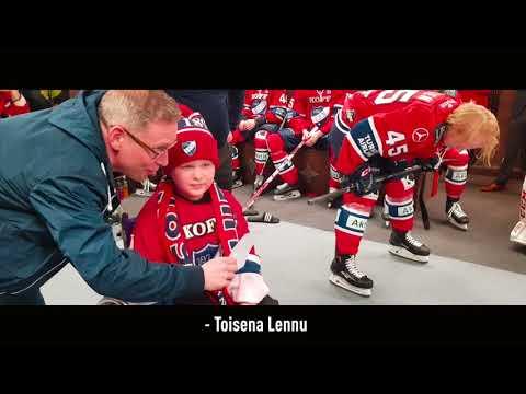 8vuotiaan Topiaksen pelipäivä IFK:n kanssa