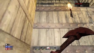 7 DAYS to DIE Multiplayer Live Stream AllOurDestiny-PS4