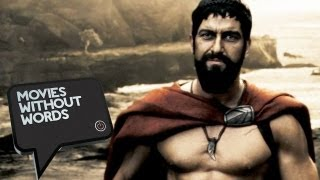 300 - Movies Without Words (2006) - Gerard Butler Movie HD