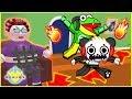 Roblox Escape Grandmas House Let's Play with VTubers Combo Panda Vs Gus