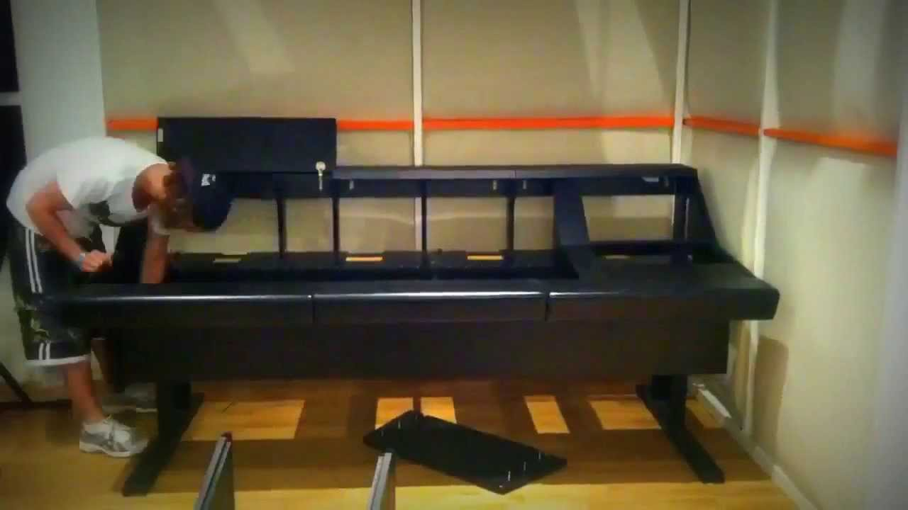 How To Build An Argosy Desk In 30 Sec Youtube