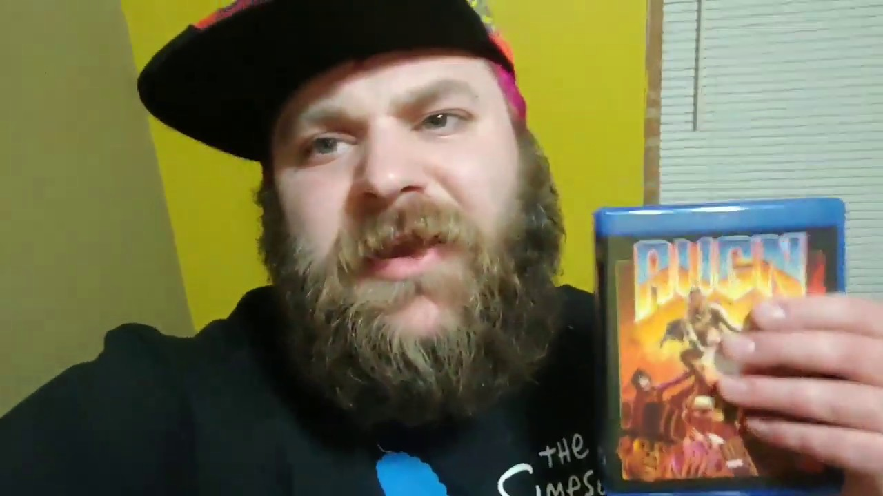 Download Angry Video Game Nerd Blu-Ray Unboxing Video